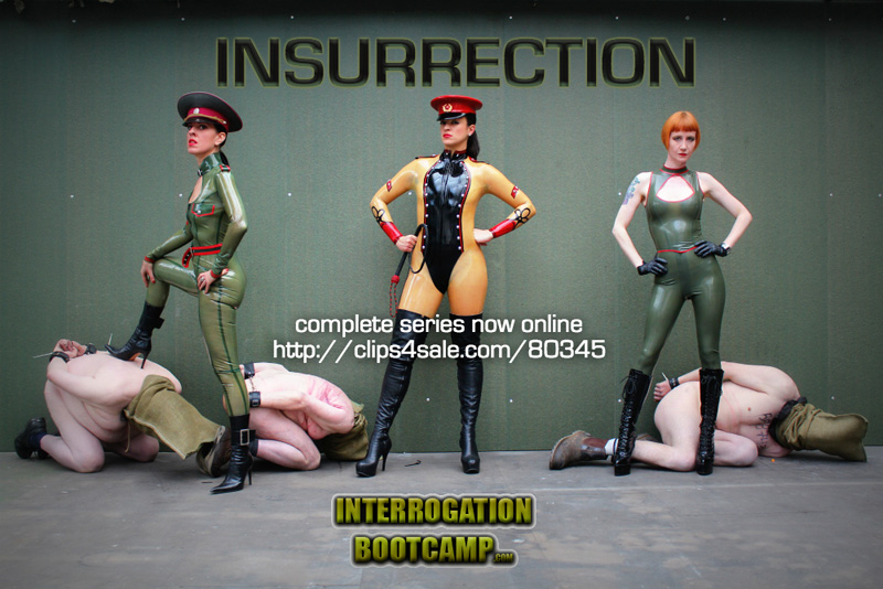 INSURRECTION-BootCamp