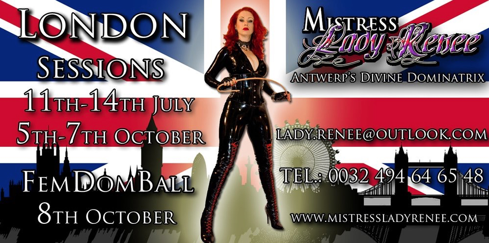 London-Mistress-Lady-Renee