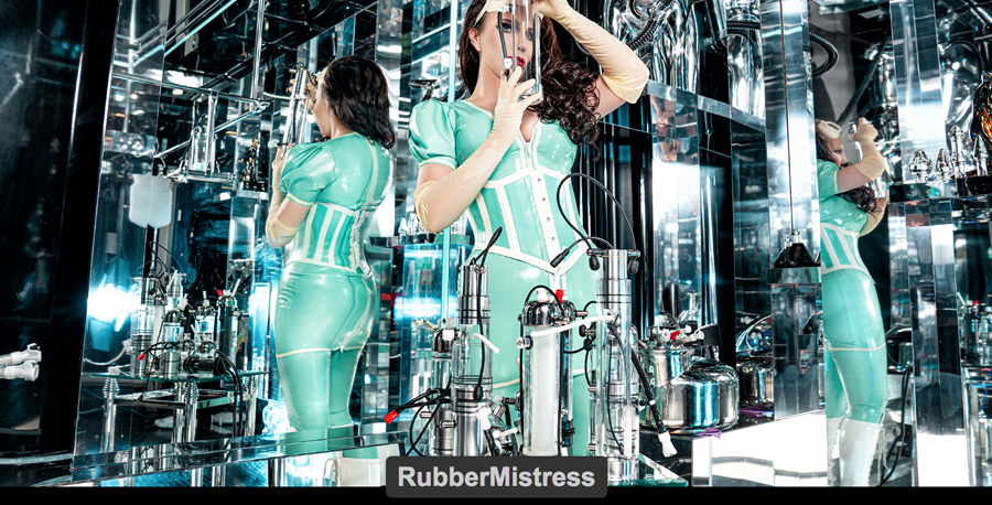London Rubber Mistress Annabel